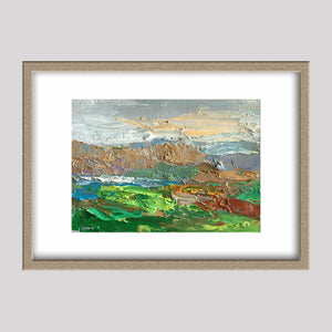 Original Landscape Oil Paintings, Abstract Oil Painting, Abstract Wall Art, Canvas Painting, Original Abstract Art, Small Abstract Art