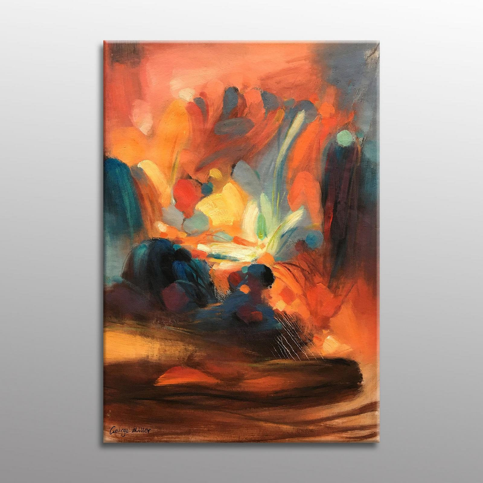 Abstract Painting Abstract Art Contemporary Art Large