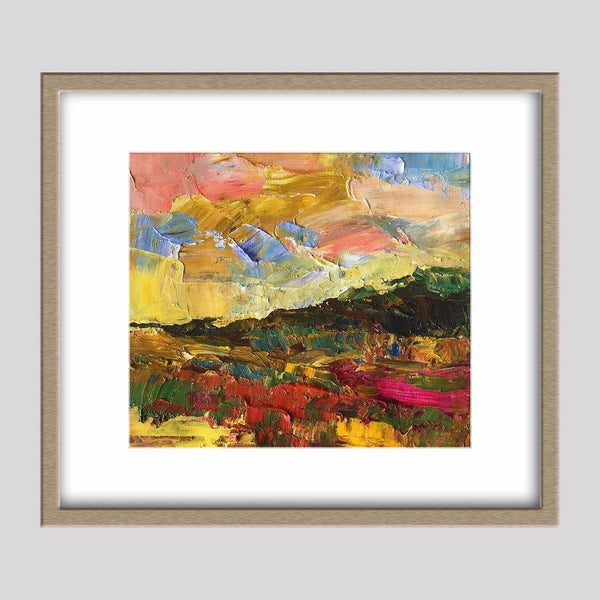 Modern Art, Abstract Canvas Art, Canvas Wall Art, Oil Painting Landscape, Abstract Oil Painting, Original Abstract Art, Small Canvas Art