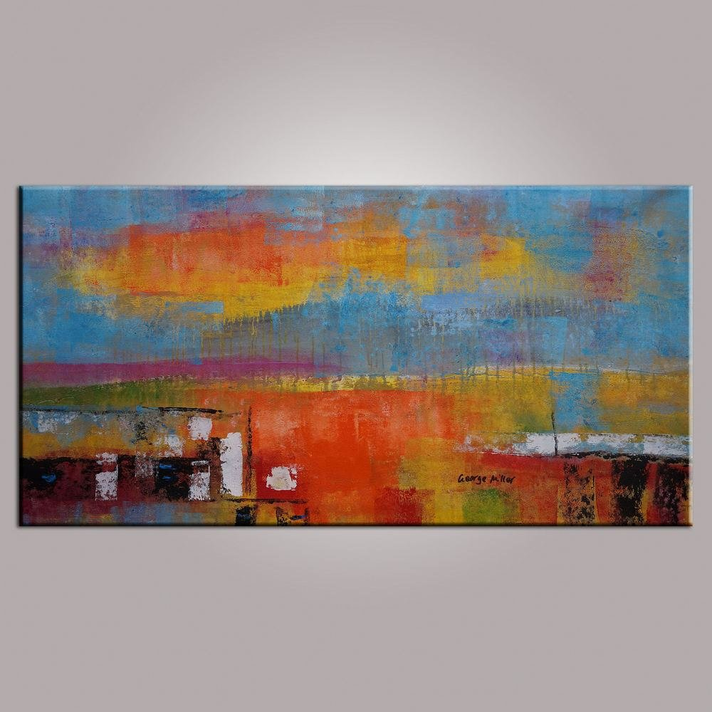 Abstract Painting, Oil Painting, Modern Wall Art, Canvas Art, Original Artwork, Large Art, Modern Painting, Abstract Oil Painting, Textured