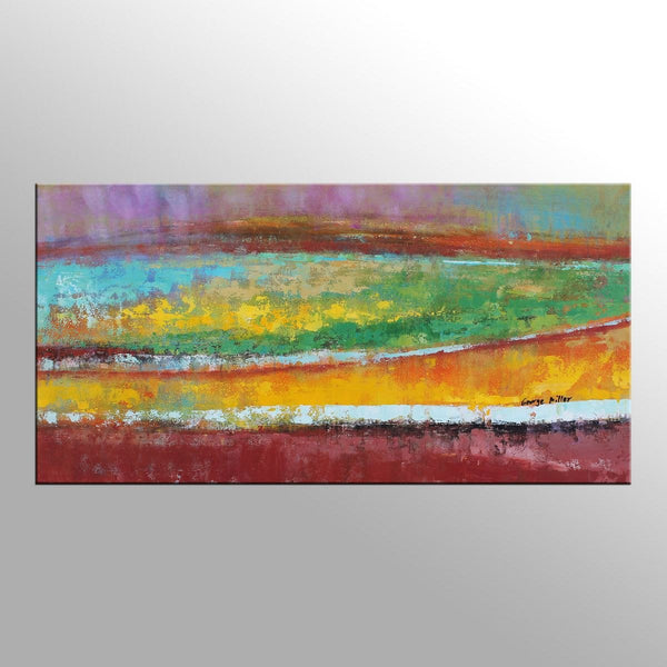 Original Abstract Art, Abstract Canvas Painting, Abstract Wall Art, Large Painting, Contemporary Art, Abstract Landscape, Oil Painting, Art