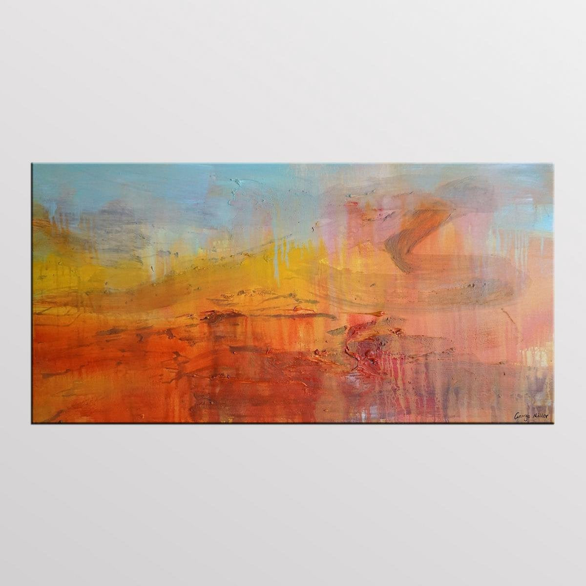 Abstract Painting, Oil Painting, Canvas Painting, Oil Painting Original, Bathroom Art, Abstract Art, Modern Painting, Painting Abstract