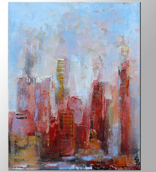 Abstract Painting, Contemporary Art, Abstract Canvas Painting, Oil Painting Abstract, Large Painting, Bedroom Art, Original Abstract Art