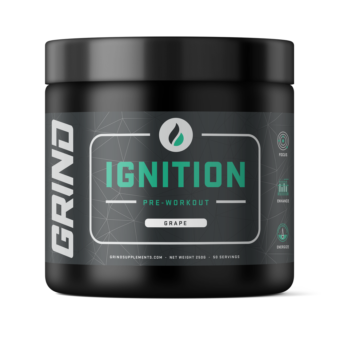 GRIND Ignition container
