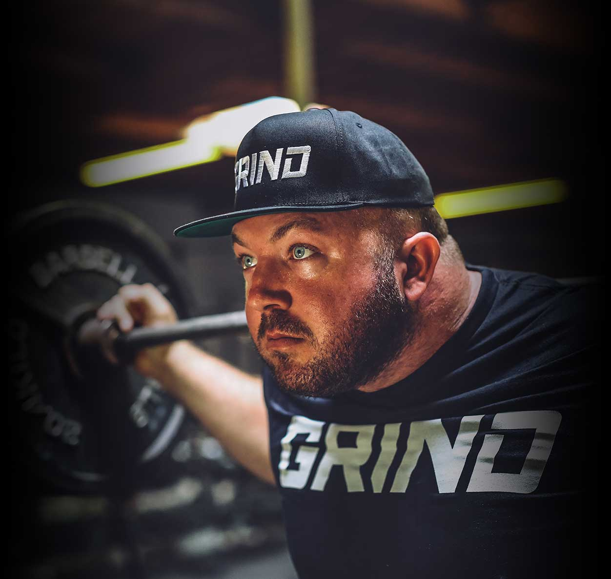 Weightlifter Athlete Chad Wesley Smith