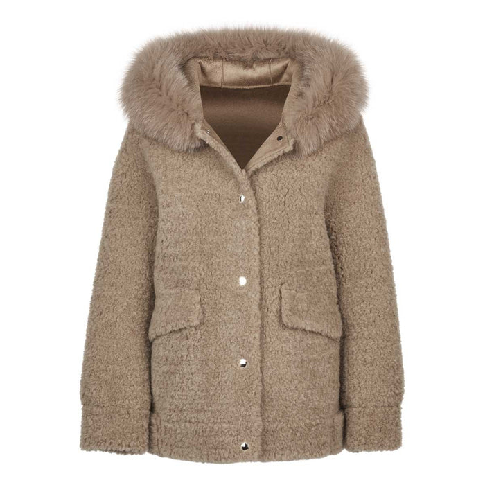 NC Fashion Isa Jackets Taupe
