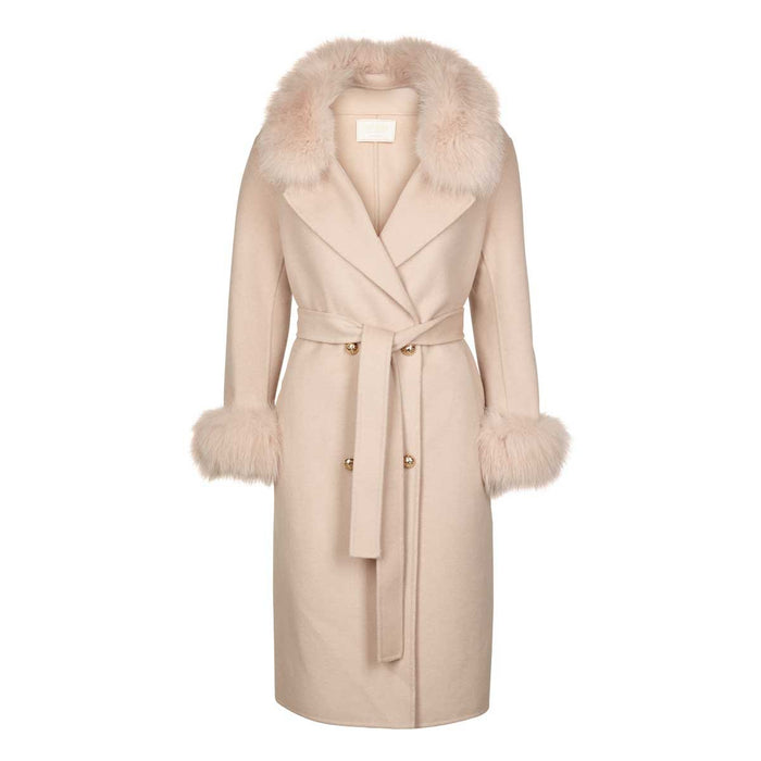 NC Fashion Othilia Coats Rosa