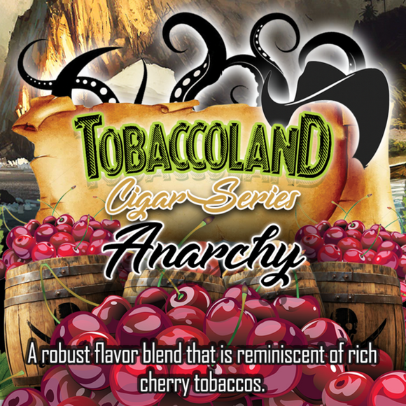 Anarchy Salt - TobaccoLand - Horizon Distrbution Canada