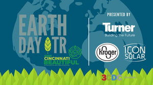 Cincy Shirts Celebrates Earth Day at Washington Park!