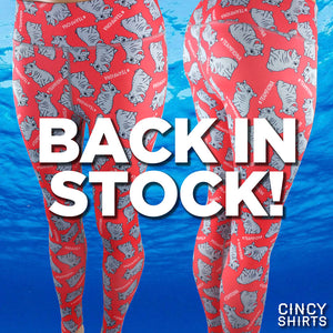 Team Fiona Leggings Back In Stock and Online!