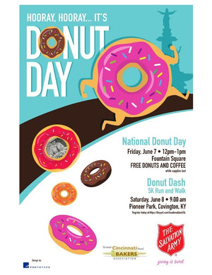 National Donut Day 2019!