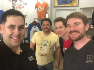 Bill Withrow Rich's Proper Food and Drink Cincy Shirts Podcast
