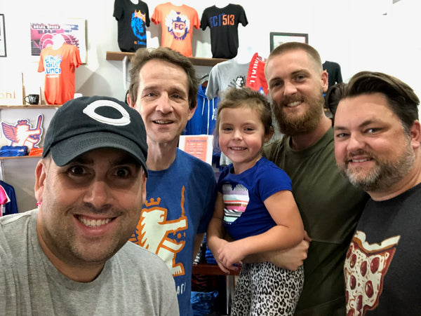 The Cincy Shirts Podcast Episode 32: Evan Newton