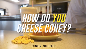 How Do You Cheese Coney?