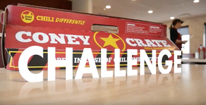 Can You Defeat The Coney Crate Challenge?