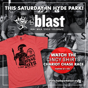 Join Us at the Hyde Park Blast This Saturday!