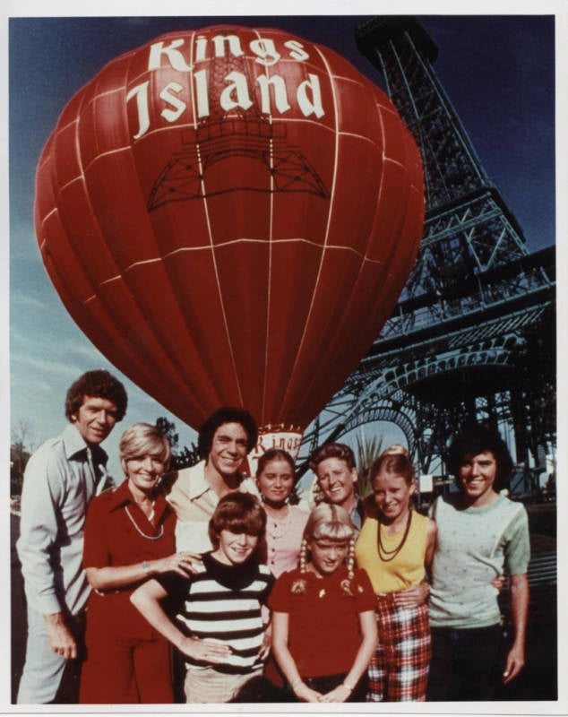 When the Brady Bunch and the Partridge Family Visited Kings Island ...