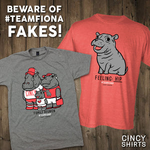 Buyers BEWARE of Fake Fiona Tees