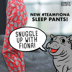 Snuggle Up in These New #TeamFiona PJ Pants!