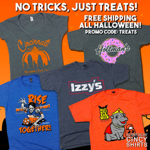 No Tricks Here, Get Free Shipping All Halloween Day!