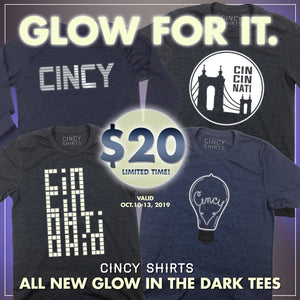 Glow For $20 Tees In-Stores This Weekend