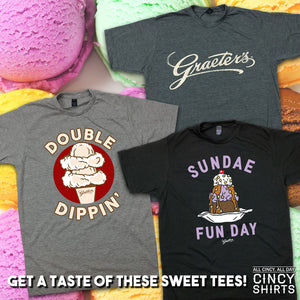 Cincy Shirts New Collection with Graeter's Ice Cream