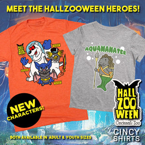 Meet the New Characters of HallZOOween!