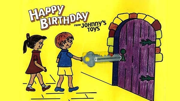 Johnny's Toys Birthday Castle is Back!