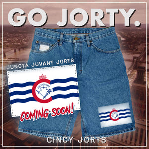 Cincy Shirts is now Cincy SHORTS!