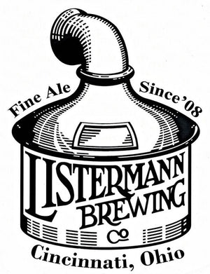 Listermann Brewing logo