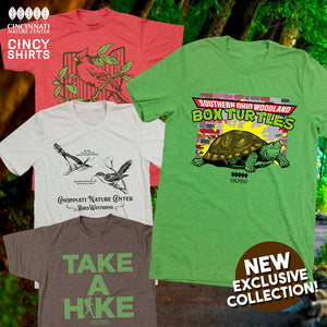 Cincy Shirts Partners with Cincinnati Nature Center