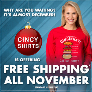 Free Shipping All November Long!