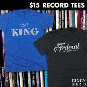 $15 Record Store Day Tees!