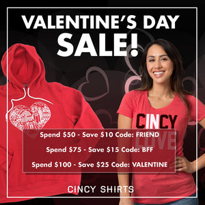 Buy More and Save More This Valentine's Day!