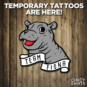 Team Fiona Tattoos Have Arrived!