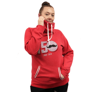 150 Years of Baseball Women's Cowl Neck Sweatshirt
