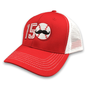 150 Years - Cincinnati Baseball Adjustable Trucker Hat