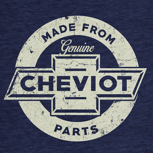 Made from Genuine Cheviot Parts