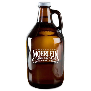 Moerlein Lagers and Ales Growler - Cincy Shirts