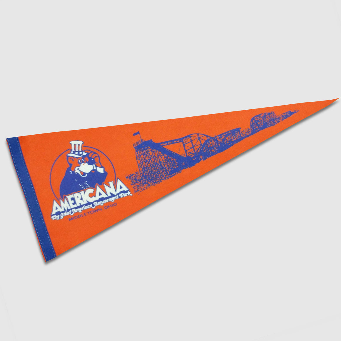 Americana Pennant - Cincy Shirts
