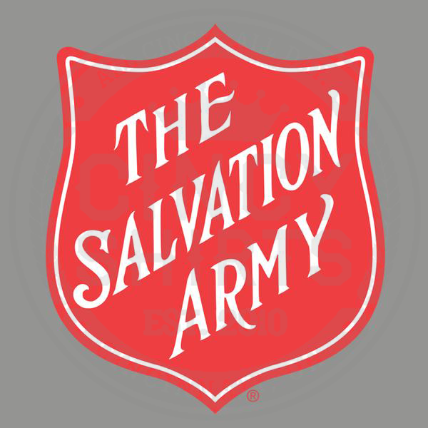 Salvation Army Shield - Youth Sizes