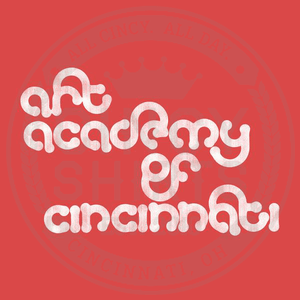 Art Academy Looping Logo - Cincy Shirts