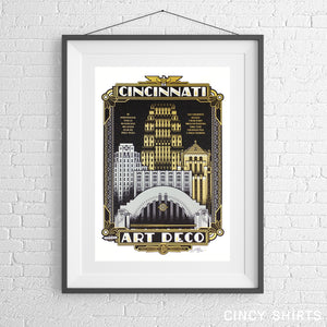 Art Deco - Limited Edition Print