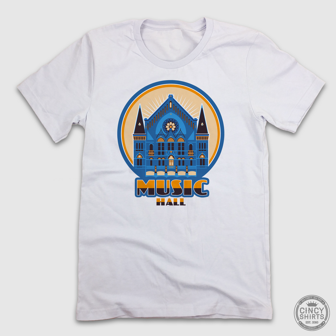 National Park - Music Hall - Cincy Shirts