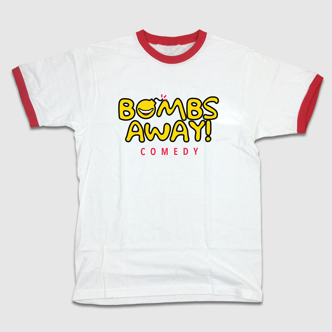 Bombs Away! Comedy - Springfield Logo - Cincy Shirts