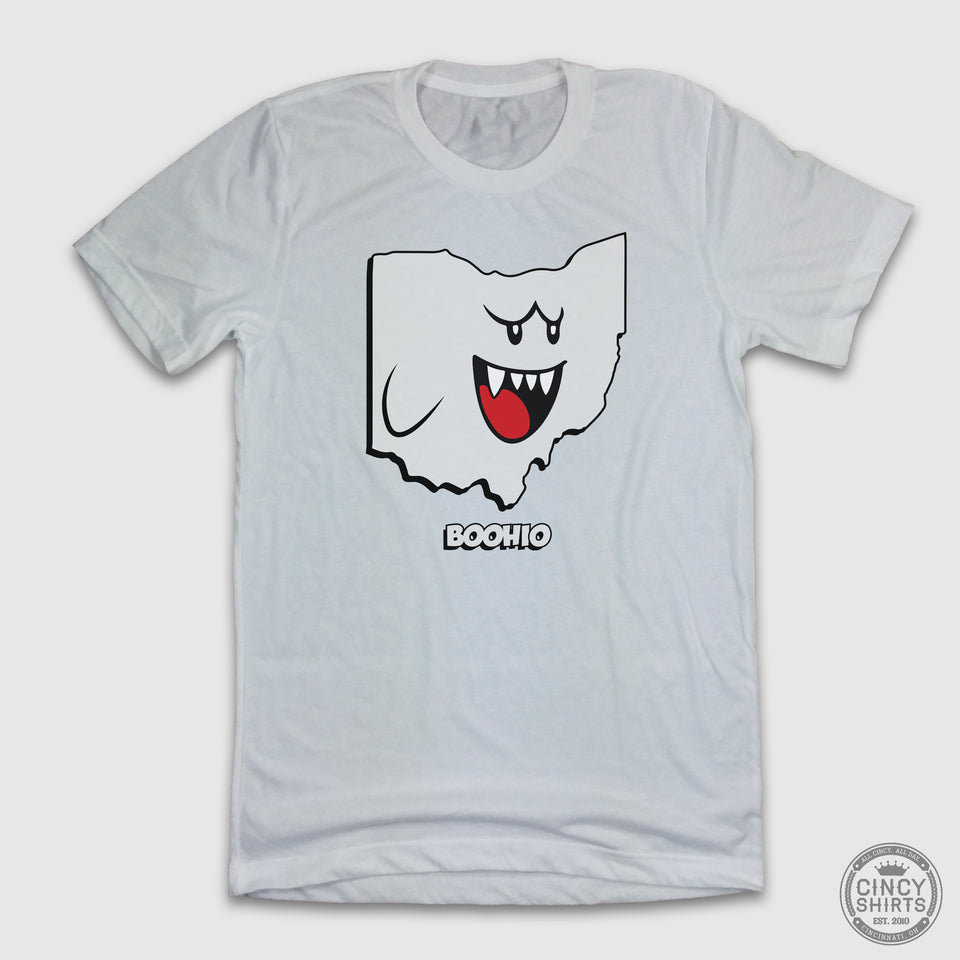 BOOhio - Cincy Shirts