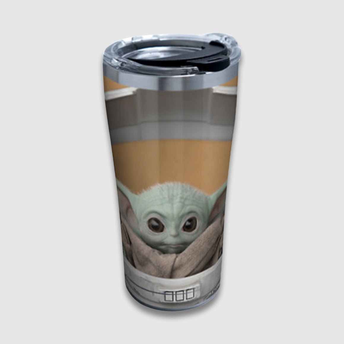 Star Wars The Mandalorian - The Child Stare Tervis Tumbler