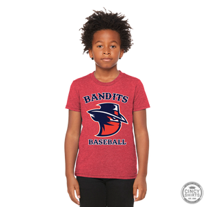 Northern Kentucky Bandits Baseball - Youth Tees