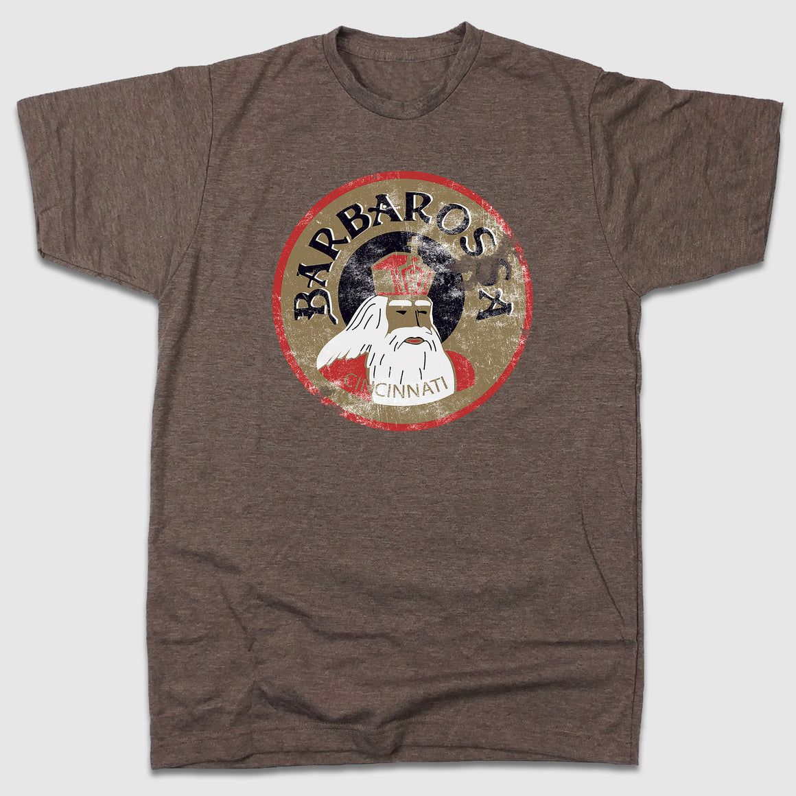 Barbarossa Beer - Cincy Shirts
