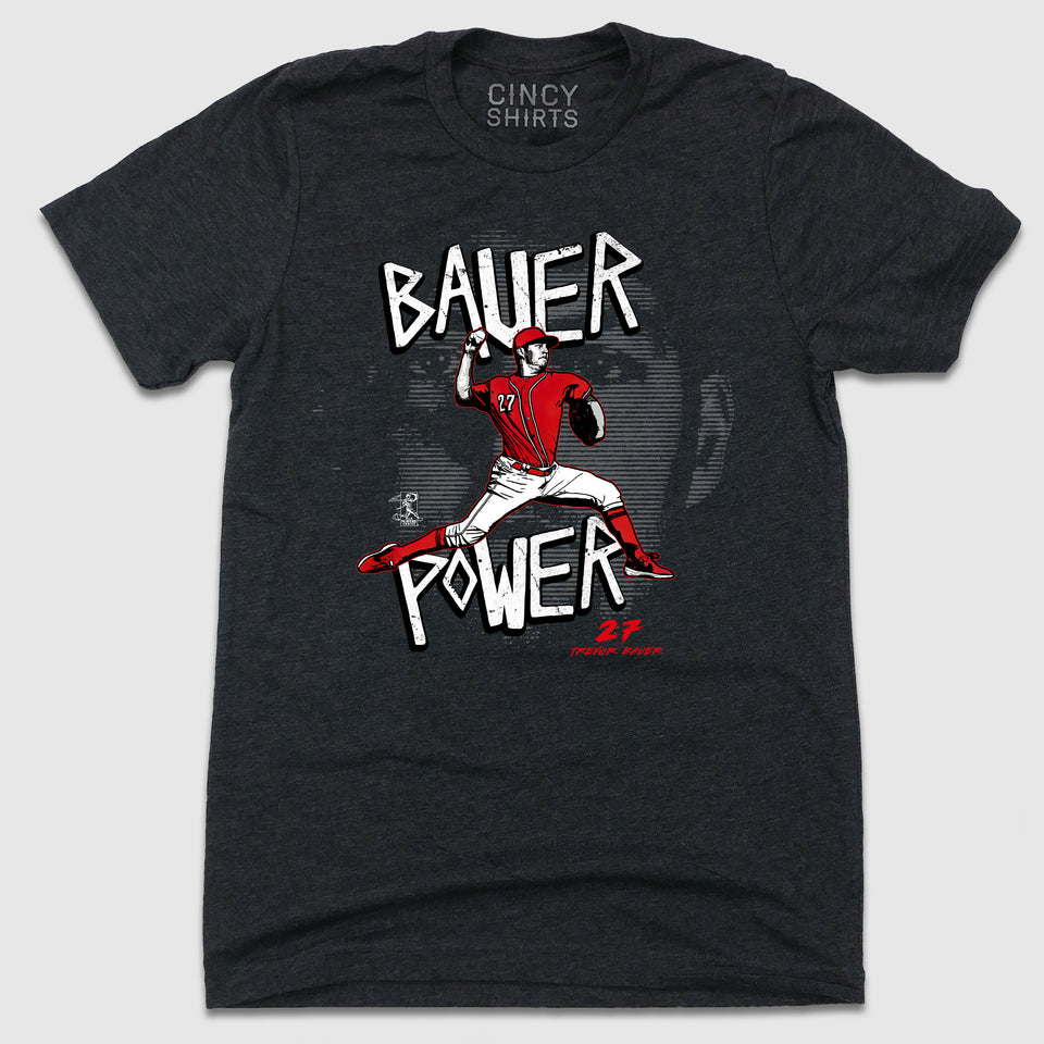 Official Bauer Power MLBPA Tee